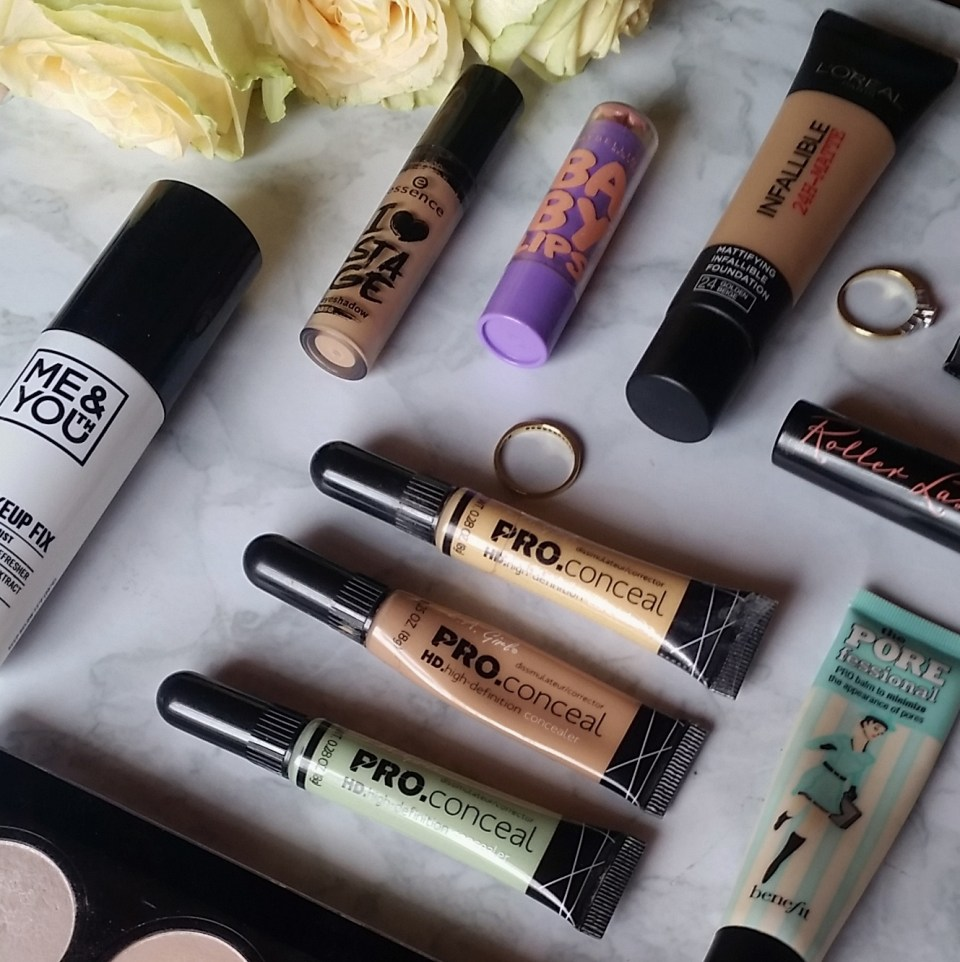 LA Girl HD Concealers