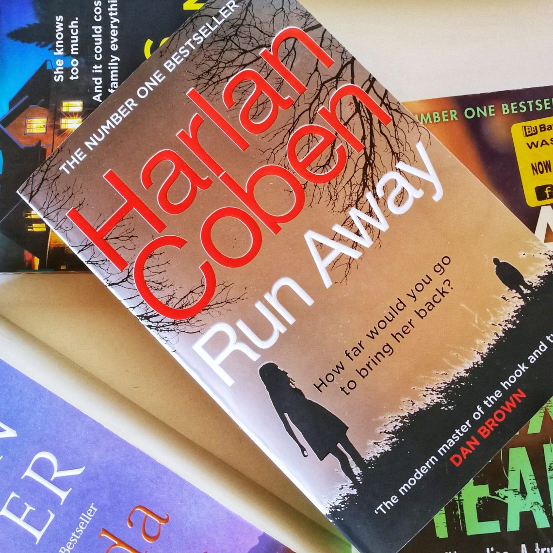 Book review Run Away by Harlan Coben