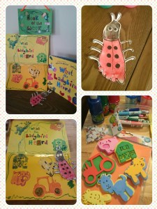 ladybird craft ideas for toddlers