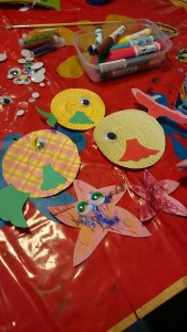 fish and starfish crafts ideas