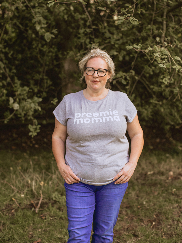 Preemie Momma T-shirt