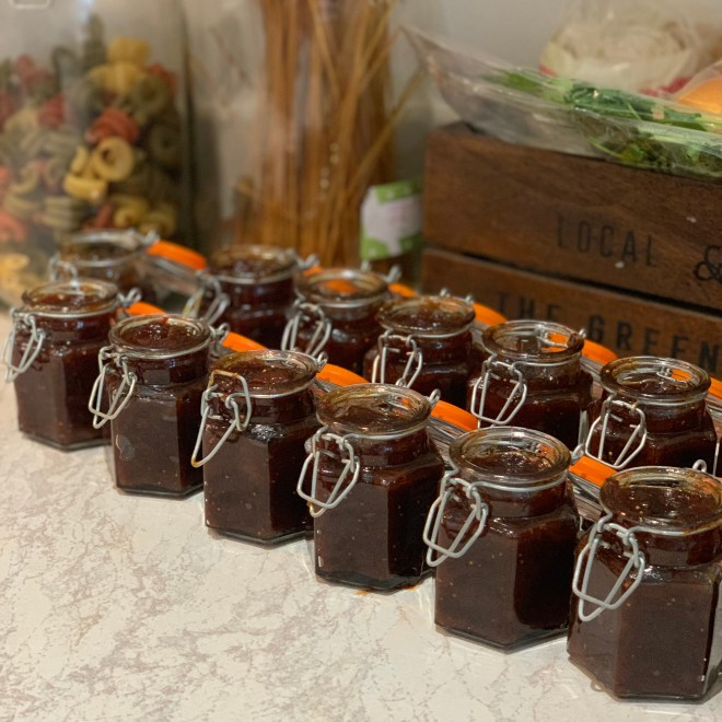 Plum & Fig Chutney