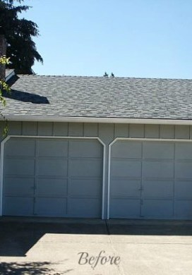 Remodeling Series Part 4: Garage Conversion {Laundry/Mud Room}