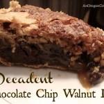 Chocolate Chip Walnut Pie_AnOregonCottage