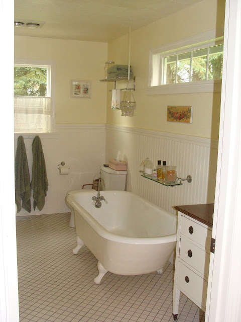 Master Bath Remodel After - An Oregon Cottage