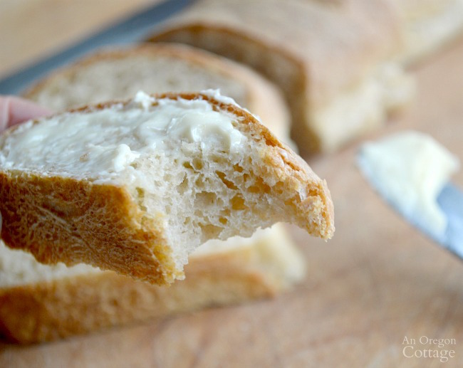 Yummy French Baguettes bread recipe