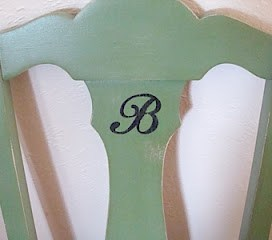 How to Transfer A Monogram To Wood: The Low-Tech, Non-Artsy, Super Easy Way