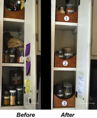Before-After-spice cabinet