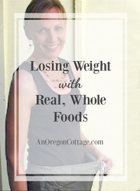 How I lost weight eating real food-5 easy lifestyle changes that can help you lose more than ever.