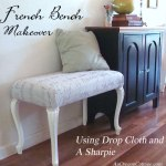 French-Bench-Makeover