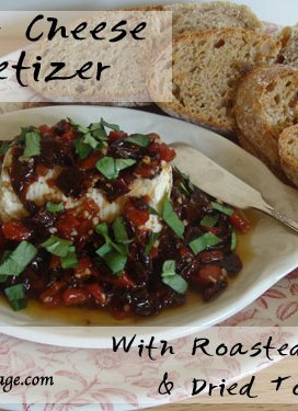 Goat Cheese Appetizer: Easy and Delicious