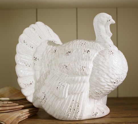 PB ceramic turkey