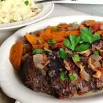 Italian Slow Cooker Roast