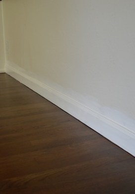 Wood Floor, Painting & My Best Painting Tip