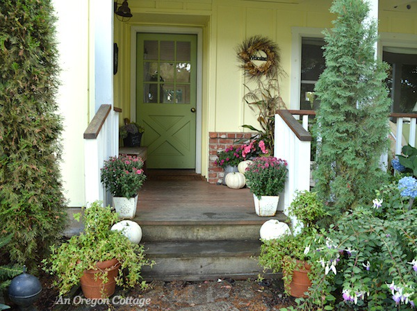 Fall 2013 Front Porch - An Oregon Cottage