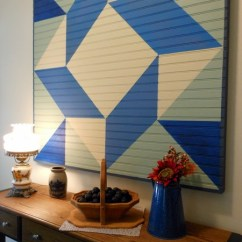 Want To Decorate My Living Room Curtains For Online How Paint A Barn Quilt Your Home | An Oregon Cottage