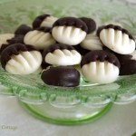 Classic Chocolate Cream Cheese Mints- An Oregon Cottage