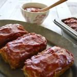 Mini Meatloaves with Chipotle bbq Sauce.4 - An Oregon Cottage