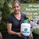 The DIY Garden Bug Spray Video