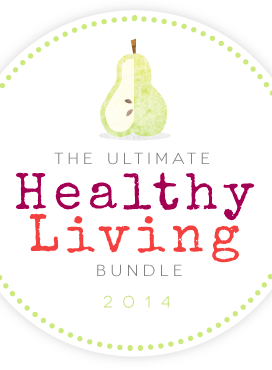 Ultimate Healthy Living Bundle Flash Giveaway!