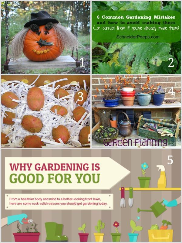 Tuesday Garden Party Features-10.28.14