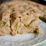 Easy Pesto Twist Bread Recipe