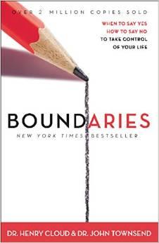 Boundaries book