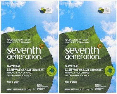 seventh gen dishwasher detergent