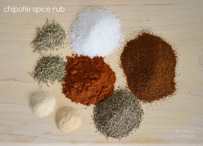 Chipotle Spice Rub For Grilled Chicken