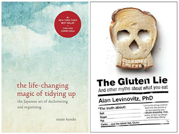 Life-changing magic of tidying up--The gluten lie