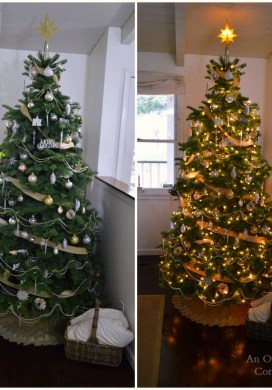 The Christmas Link-Up: Christmas Trees {& Link Up Yours!}