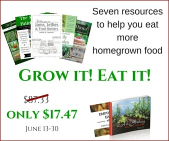 Grow It! Eat it! Garden Bundle