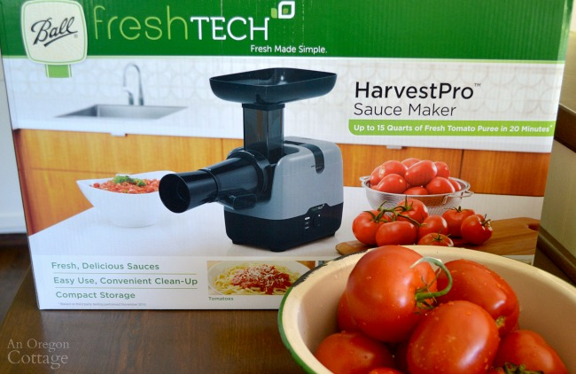 Ball Fresh Tech Harvest Pro