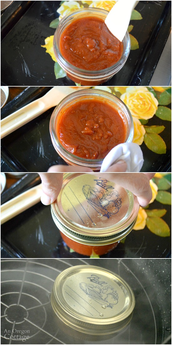 How to Can Easy Canned Chipotle BBQ Sauce recipe