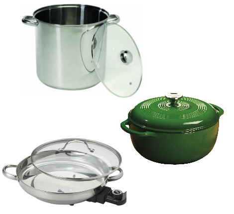 Nice to have cookware for healthy kitchens