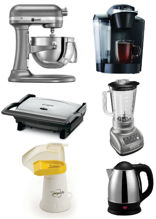 Nice to have small appliances for healthy kitchens