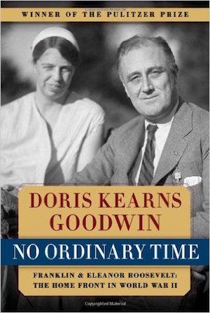 No Ordinary Time book cover