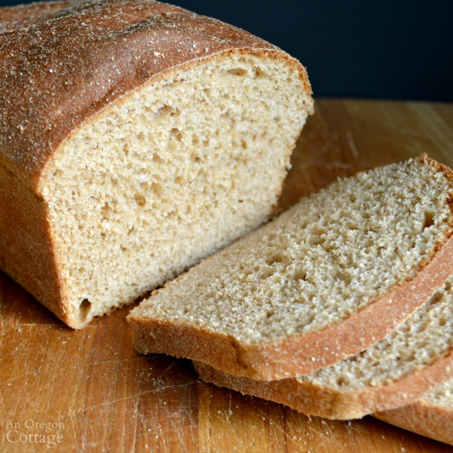 Soft Homemade WW Sandwich Bread Recipe