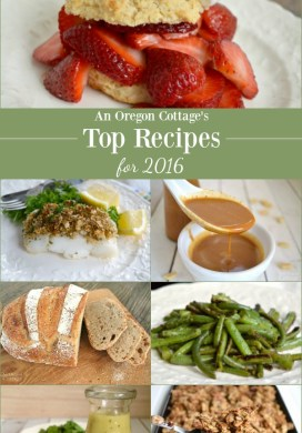AOC's 2016 Top Recipes {Both Old & New}