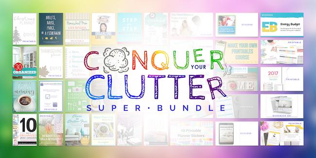 Clutter bundle