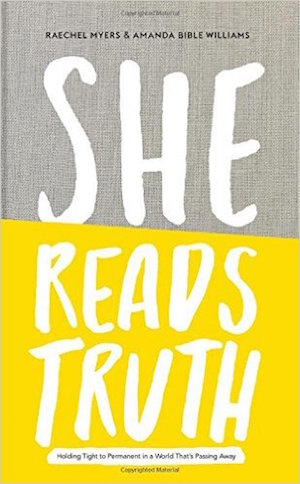 She Reads Truth cover
