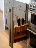 Organized Knife Drawer