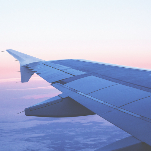 How I (sort of) cope with a (sort of) fear of flying
