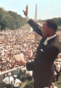 Direitos Civis nos EUA - Martin Luther King Jr (1/2)