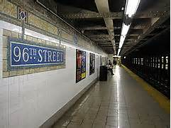 subway 96th street