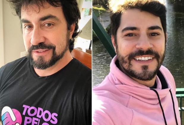 """Evaristo Costa e Padre Fábio de Melo anunciam """"Live do Século"""" - Anota Bahia"""
