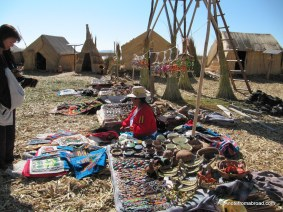Selling handicraft items
