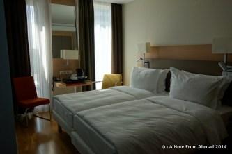 Radisson Blu Hotel, Riga