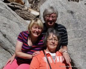 Joanne, Tim and Nancy