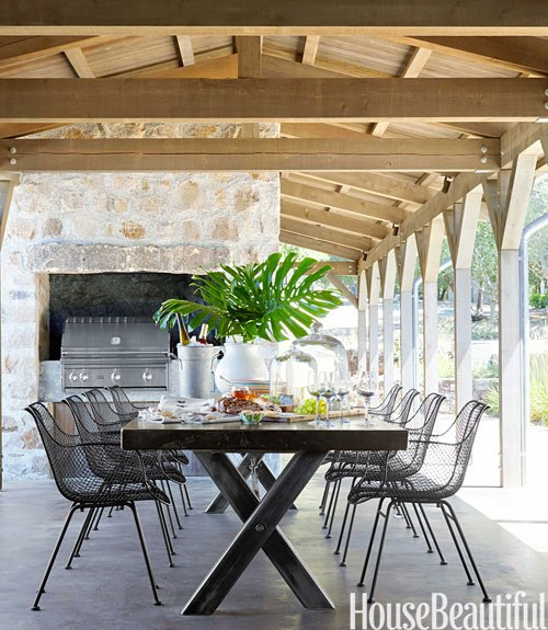 House Tour: Rugged and Modern in Sonoma